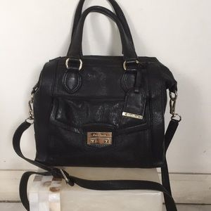 Cole Haan black tote bag